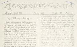 """Accéder à la page """"Marmoutier Gazette"""""""