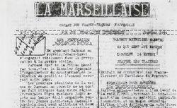 """Accéder à la page """"Marseillaise (La) (francs-tireurs provençaux)"""""""
