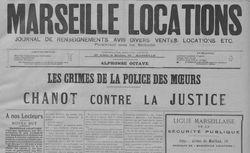"""Accéder à la page """"Marseille-locations """""""