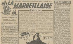 """Accéder à la page """"Marseillaise (La) (Sud-Est)"""""""
