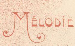 """Accéder à la page """"Mélodie"""""""
