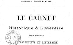 """Accéder à la page """"Abbatucci, Souvenirs du chevalier Pascal (1765-1805)"""""""