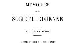 """Accéder à la page """"Abord-Guenot, Précis des événements (Autun, mars-juillet 1815)"""""""