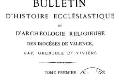 """Accéder à la page """"Brun, curé d'Aouste, Mémoires de J.-B. (1792-1802)"""""""