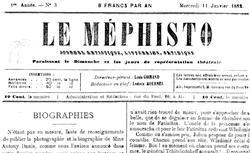 """Accéder à la page """"Méphisto (Le)"""""""