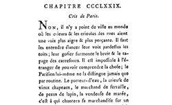 """Accéder à la page """"Tableau de Paris. 5 / Louis-Sébastien Mercier """""""