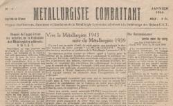 """Accéder à la page """"Métallurgiste combattant (Le) (Lyon)"""""""
