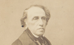 Giacomo Meyerbeer, par Pierre Petit. 186?