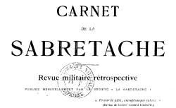 """Accéder à la page """"Ameil, général baron, Notes et documents (1793-1815)"""""""