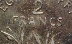 """Accéder à la page """"Monnaies françaises modernes"""""""