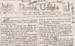 """Accéder à la page """"Avant-garde (L') (Montpellier)"""""""