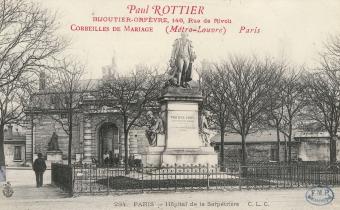 Paris, Hôpital de la Salpêtrière, CLC