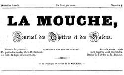 """Accéder à la page """"Mouche (La) """""""