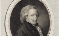 Wolfgang Amadeus Mozart, lithographie d'Alfred Lemoine - source : gallica.bnf.fr / BnF