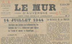 """Accéder à la page """"Mur d'Auvergne (le)"""""""