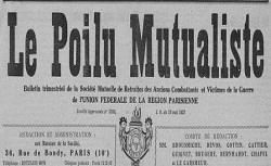 """Accéder à la page """"Poilu mutualiste (Le)"""""""