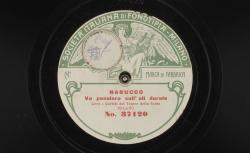 Nabucco (Va pensiero sull'ali dorate) / G. Verdi, comp. ; les Choristes du Théâtre de Milan - source : gallica.bnf.fr / BnF