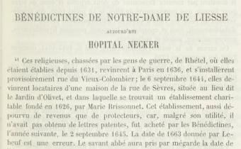 """Accéder à la page """"Histoire de la ville et de tout le diocèse de Paris - 1863-1870"""""""