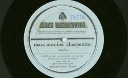 Magnificat / Marc-Antoine Charpentier / Collegium musicum de Paris - source : BnF/gallica.bnf.fr