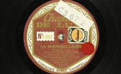 Disque C - 3672 - Jean Noté (1859-1922) est un baryton belge. Il chante en Belgique puis à Marseille, et est engagé à l'Opéra de Paris en 1893 - source : BnF/gallica.bnf.fr