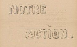 """Accéder à la page """"Notre action (zone sud)"""""""
