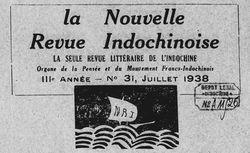 """Accéder à la page """"Nouvelle revue indochinoise (La)"""""""