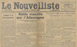 """Accéder à la page """"Nouvelliste de Lyon (Le)"""""""