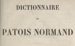 """Accéder à la page """"Patrimoines linguistiques en Normandie"""""""