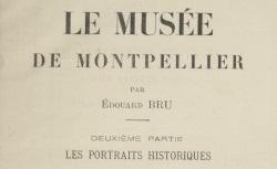 """Accéder à la page """"Les Musées de Montpellier"""""""