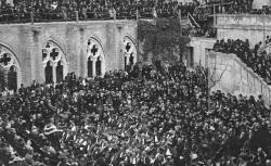 """Accéder à la page """"Visite officielle du Président Millerand, 5-7 novembre 1921"""""""
