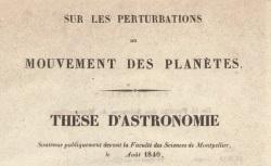 """Accéder à la page """"La Faculté des Sciences de l'Université de Montpellier"""""""