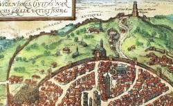 """Accéder à la page """"Cartes & plans de Nîmes"""""""