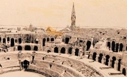 """Accéder à la page """"Nîmes dans les collections Gaignières & Destailleur"""""""