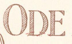 """Accéder à la page """"Ode"""""""