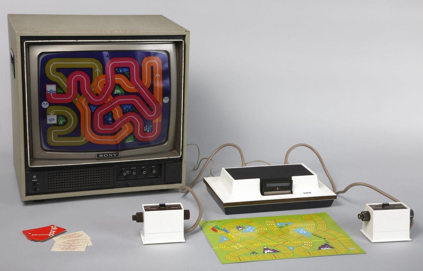 """Accéder à la page """"Consoles de jeux vidéo anciennes"""""""