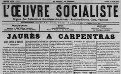 """Accéder à la page """"Vaucluse"""""""