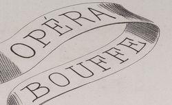 """Accéder à la page """"Opéra-bouffe"""""""