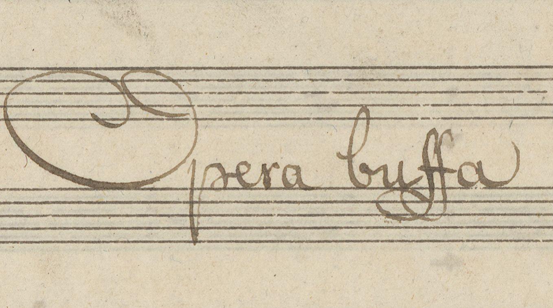 "Accéder à la page ""Opera buffa"""