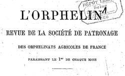 """Accéder à la page """"Orphelin (L') """""""