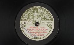 Otello. Credo in un Dio crudel : credo di Jago ; Verdi, comp. ; Antonio Magini-Coletti, BAR ; acc. orch. - source : gallica.bnf.fr / BnF