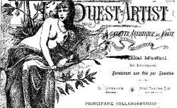 """Accéder à la page """"Ouest-artiste"""""""