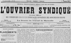 """Accéder à la page """"Ouvrier syndiqué (L')"""""""
