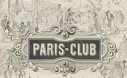 """Accéder à la page """"Paris-club"""""""