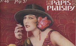 publication disponible de 1922 à 1938