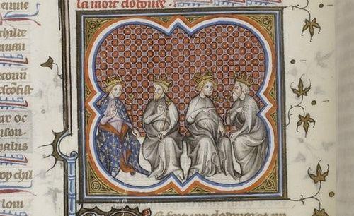 BnF, ms. Français 2813, f. 15v.