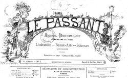"""Accéder à la page """"Passant (Le)"""""""