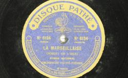 Disque NC Pathé saphir 6134; Disque NC Pathé saphir 6135 - source : BnF/gallica.bnf.fr