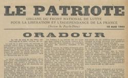 """Accéder à la page """"Patriote (Le) (Puy-de-Dôme)"""""""