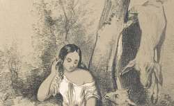 Les contes des fées, par Charles Perrault, illustrés par J.-C. Demerville, 1847