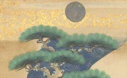 Taketori monogatari, 17e siècle. Japonais 5346. Fol. 2